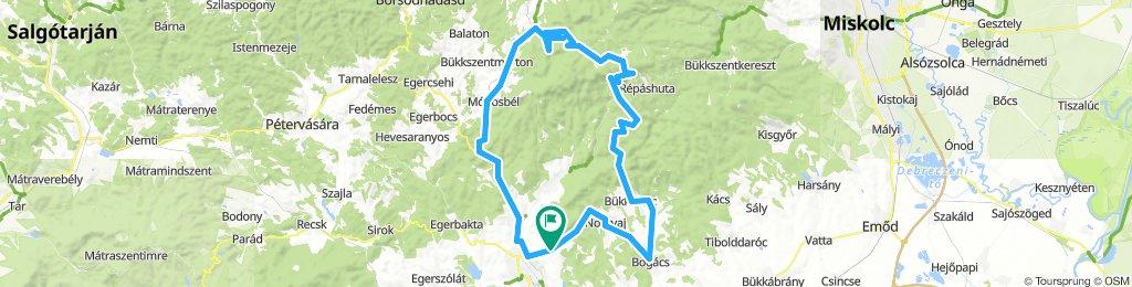 Eger-Szilvásvárad-Eger