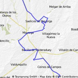 Ruta Junior Valladolid 1