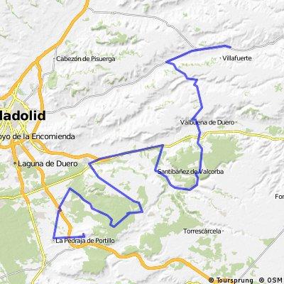 Ruta Valladolid Júnior 4