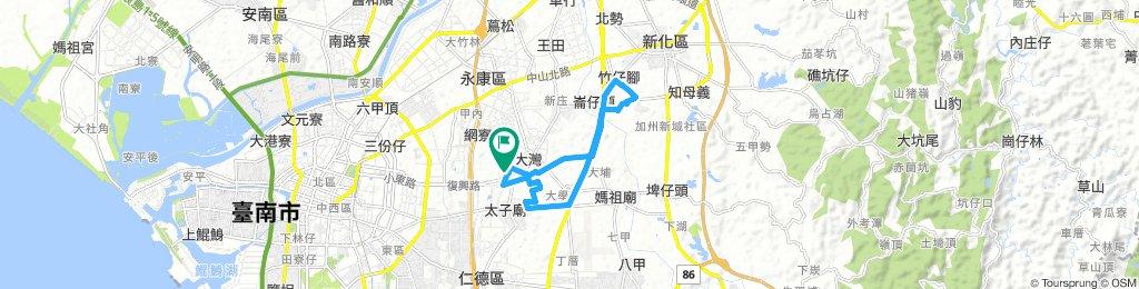 1084/26(五)新化竹子腳