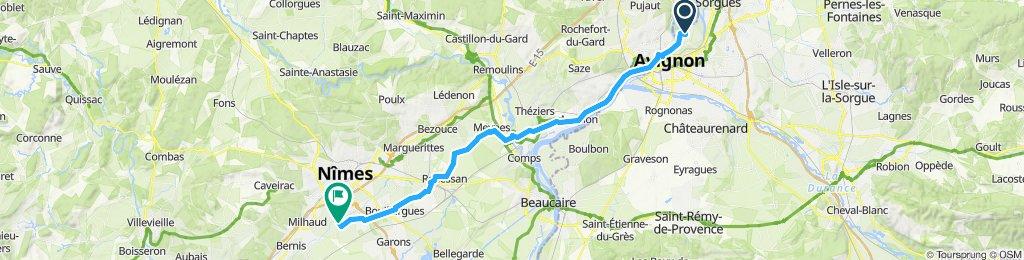 09 Avignon - Nimes