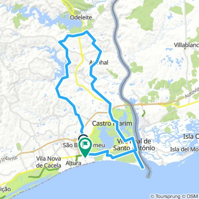6-Loop-Praia Verde