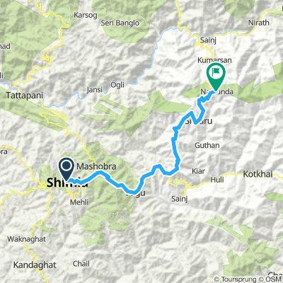 01 Shimla - Narkanda