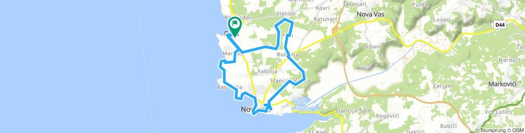 Istria Bike-Tour 08