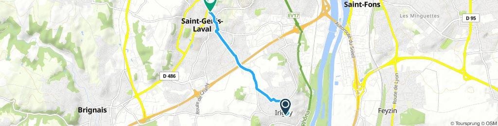Facile à conduire Saint-Genis-Laval