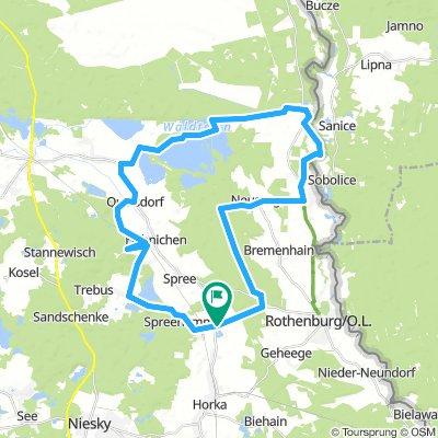 Wolfsradweg 1 (Start Uhsmannsdorf)