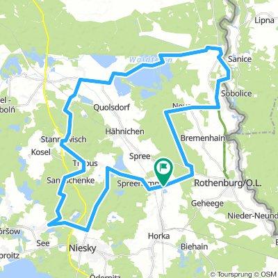 Wolfsradweg 3 (Start Uhsmannsdorf)