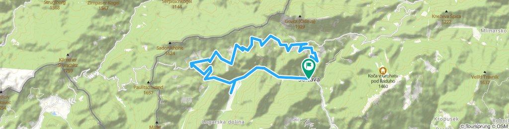 Solčava - Logarska  dolina