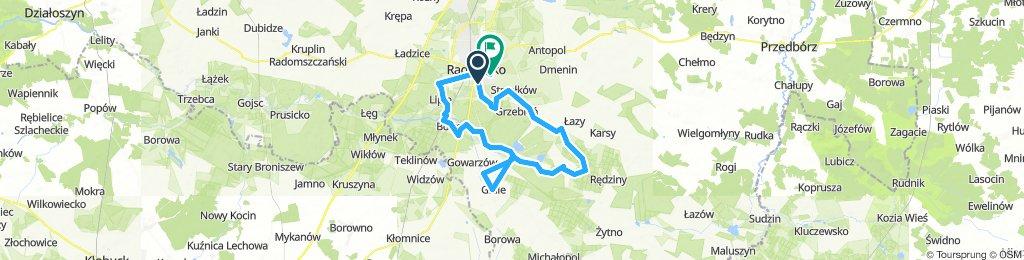 Jasień-Kotwin-Gidle-Bobry