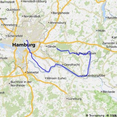 Hamburg Lauenburg