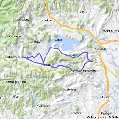 Tour de L'Aude 2010 Stage 2