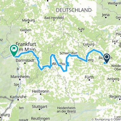 Main Fluss Karte.Main Radweg Bikemap Deine Radrouten