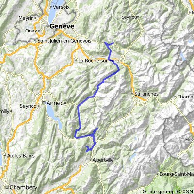 Alpes 2008 - Day 1 of 7 (alt.)