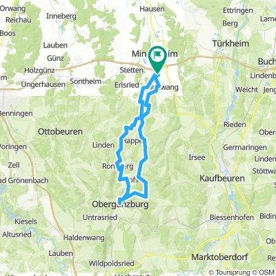 Allgäutour #2 Ronsberg
