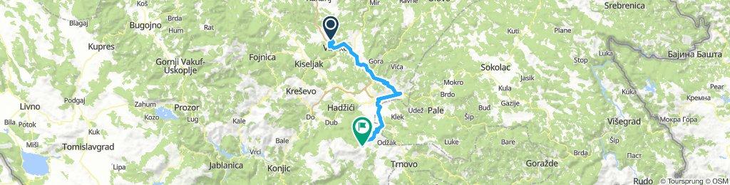 Bosnija 15.diena Visoko-Sarajeva-Bjelasnica