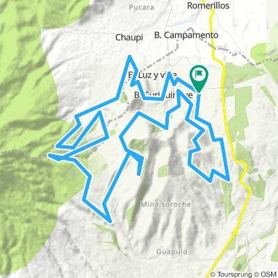 Movistar Tour Montaña Ilinizas 2019