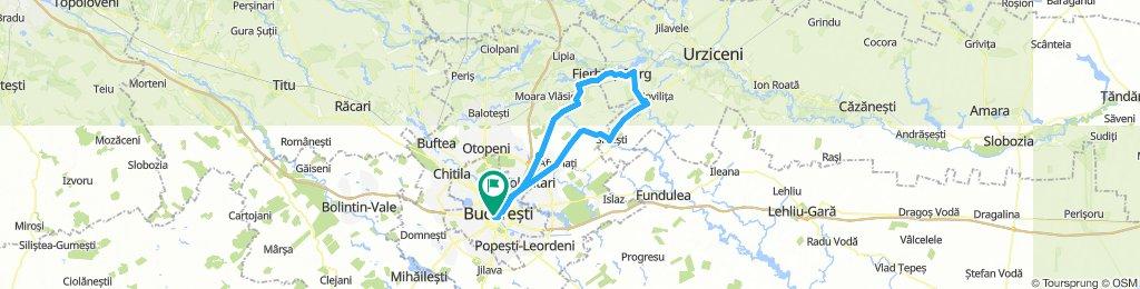 Mergem la Manastirea Sitaru, Gradistea, de 1 Mai?