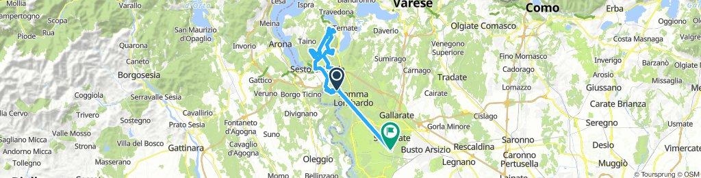Golasecca > m. Pelada > S. Giacomo