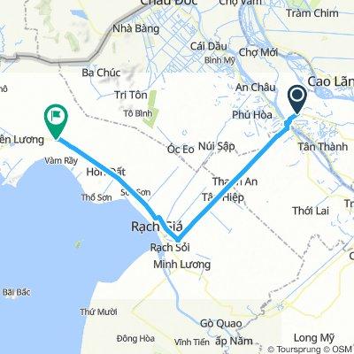 Day 54 - Sa Dec to Thuân Tiên