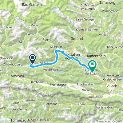 Berg im Drautal - Feistritz im Drautal 2