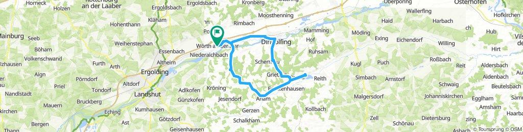Wörth-DGF-Unterbubach-Aiglkofen-Steinberg-Modellschiffe-Loizenkirchen-Dreifaltigkeit-Oberwolkersdorf-Oberviehbach-Wörth