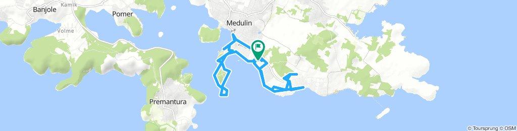 Medulin Radfahren