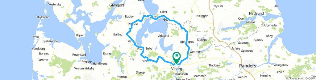 Tur 1 - Hvalpsund