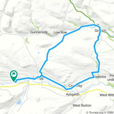 Dales 2019 (27 miles wrong way over Bastard Hill)