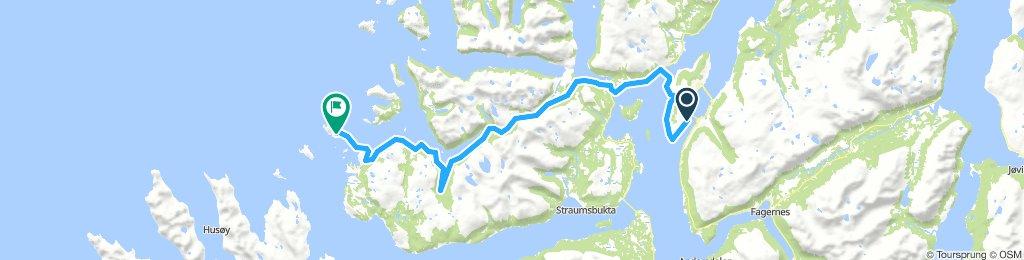 Tromsø - Sommarøy