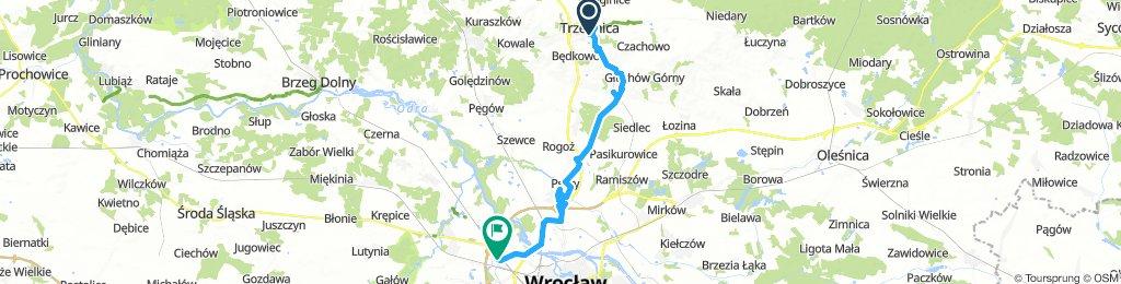 Trzebnica Milocin Wroclaw