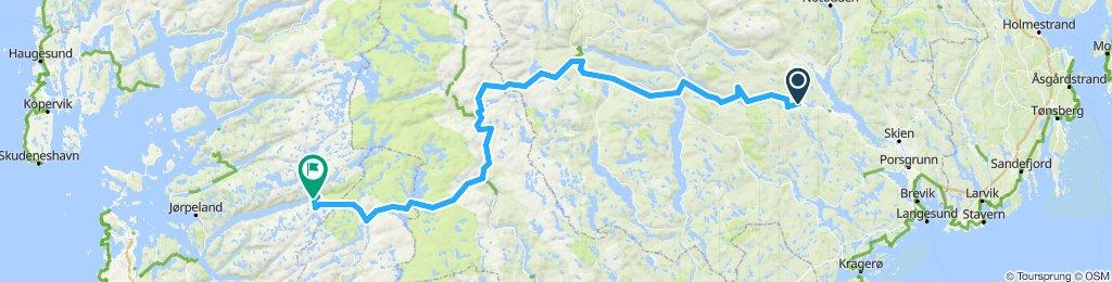 Lunde-Lysebotn