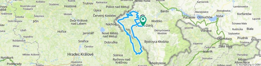 Polanica-Radków-Kudowa-Orlickie Góry