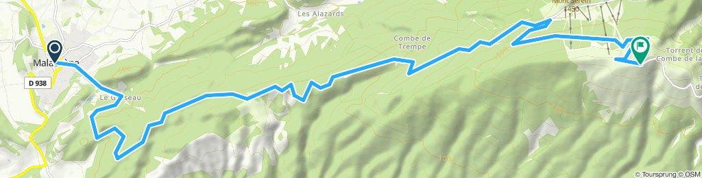Mt Ventoux, Malaucène