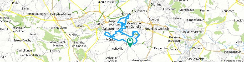 vtt 52 kms