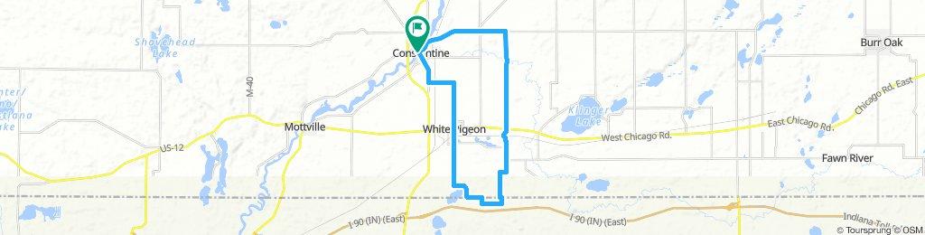 constantine SE 20 mile