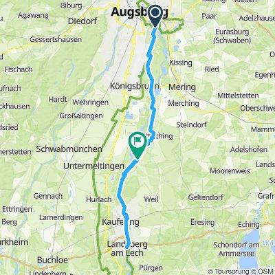 Augsburg Landsberg