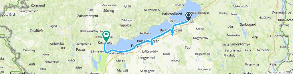 Balatonkör 2019 - 1. nap