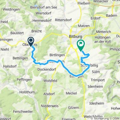 Bittburg Dieselstrasse Oberweis