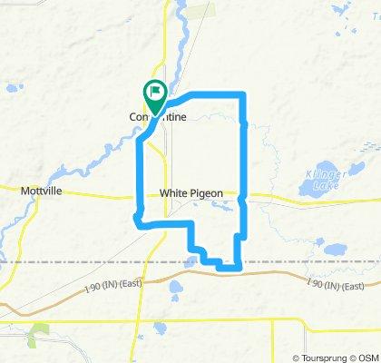 Sevison and blue school 21 mile