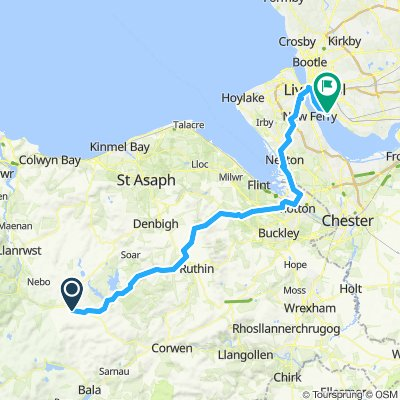 New CC 2019 Day 4 Llwn onn to Liverpool