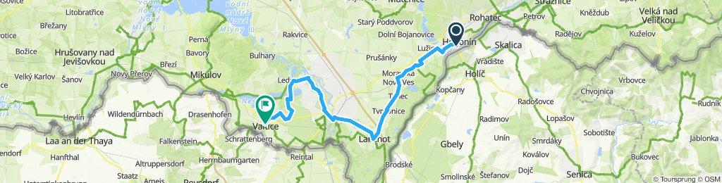 Day 5: Hodonín - Valtice