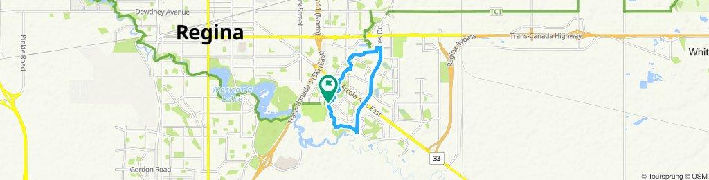 University Park/Gardiner Heights Loop