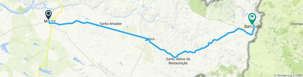 Rio Maior - Barrancos - Rio Maior/DIA5