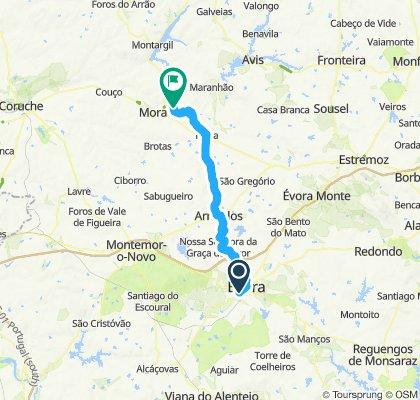 Rio Maior - Barrancos - Rio Maior/DIA8