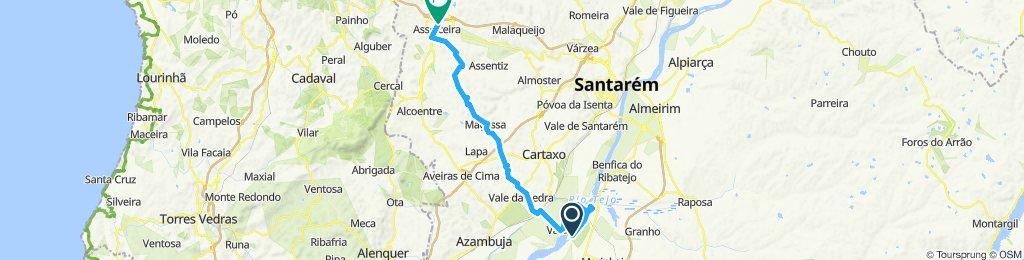 Rio Maior - Barrancos - Rio Maior/DIA10