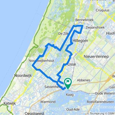 Lisse Tulpenfelder 38km