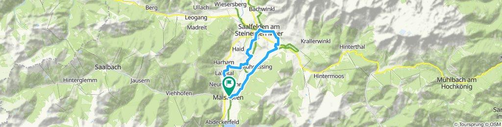 Maishofen- Ramseiden-Lahntal