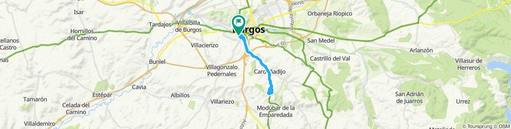 Burgos - BTT 8 - Burgos