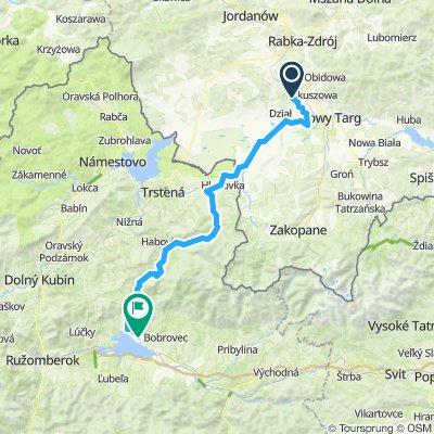Camino Tatras 1