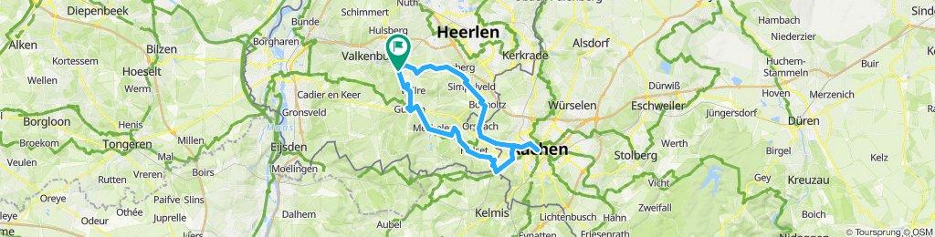 Tour du Vinkenburg